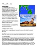 Reading/Worksheet: Land Down Under