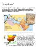 Reading/Worksheet: Rise of the Spanish