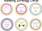 Reading/Writing Focus Cards, Guided Writing, and Fluency Package!