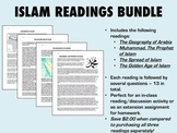 Islam Readings Bundle - Religions/Belief Systems - Global/World History