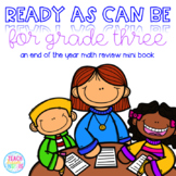Ready As Can Be For Grade Three! {A Second Grade Math Revi