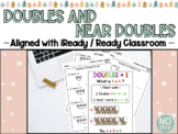 Ready Classroom(iReady): First Grade, Doubles & Near Doubl