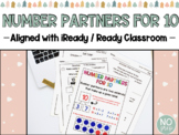 Ready Classroom(iReady): First Grade, Number Partners for