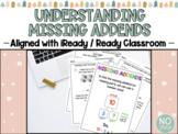 Ready Classroom(iReady): First Grade, Understanding Missin