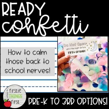 Ready Confetti!