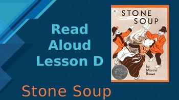 Ready Florida LAFS - Ready Aloud Lesson D:  Stone Soup