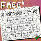 Ready For Fall Coloring Page 2