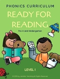 Phonics Curriculum - Ready For Reading: Level 1