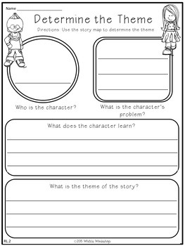 Chapter Book Club Response Sheets