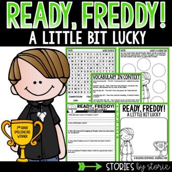 Ready, Freddy! A Little Bit Lucky