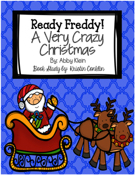 Ready Freddy! A Very Crazy Christmas