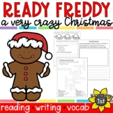 Ready Freddy A Very Crazy Christmas Reading Response, Literature Unit