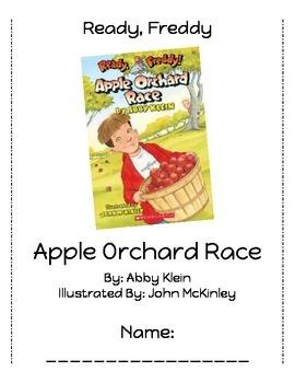 Ready Freddy Apple Orchard Race
