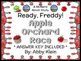 Ready, Freddy! Apple Orchard Race (Abby Klein) Novel Study / Comprehension