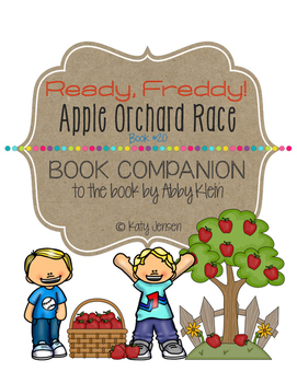 Ready, Freddy! Apple Orchard Race Book Companion