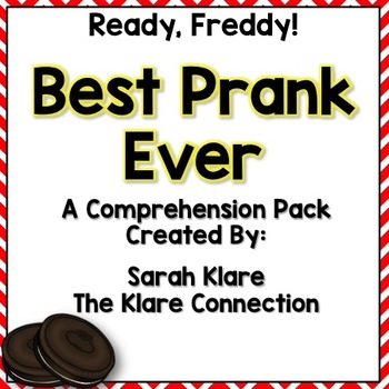 Ready, Freddy! Best Prank Ever {A Comprehension Guide}