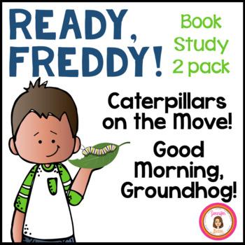 Ready Freddy Book Club 2 Pack