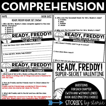 Ready, Freddy! Bundle