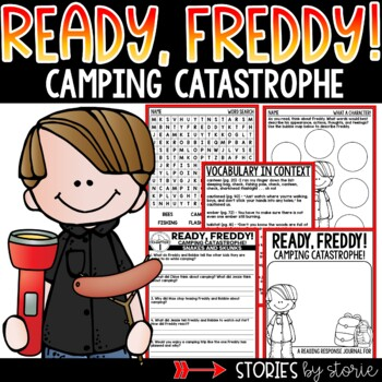 Ready, Freddy! Camping Catastrophe