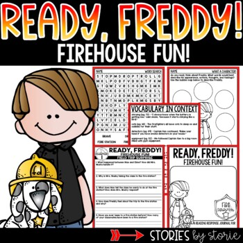 Ready, Freddy! Firehouse Fun!