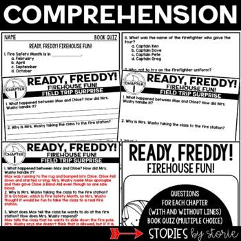 Ready, Freddy! Firehouse Fun!