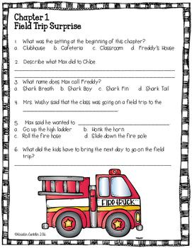 Ready Freddy Firehouse Fun