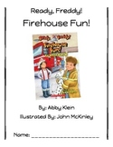 Ready Freddy Firehouse Fun