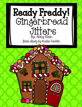 Ready Freddy! Gingerbread Jitters