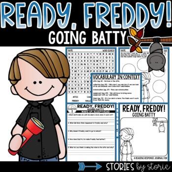 Ready, Freddy! Going Batty