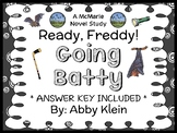 Ready, Freddy! Going Batty (Abby Klein) Novel Study / Reading Comprehension