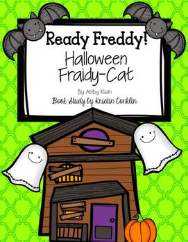 Ready Freddy! Halloween Fraidy-Cat