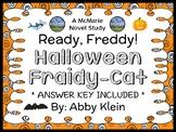 Ready, Freddy! Halloween Fraidy-Cat (Abby Klein) Novel Study  (22 pages)