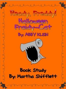 Ready, Freddy! Halloween Fraidy-Cat Book Study
