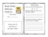 Ready Freddy! Halloween Fraidy-Cat Book Study