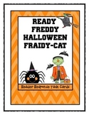 Ready, Freddy Halloween Fraidy-Cat - Discussion Cards