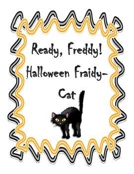 Ready Freddy Halloween Fraidy-Cat Novel Study