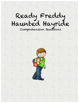 Ready Freddy! Haunted Hayride