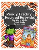 Ready Freddy!  Haunted Hayride