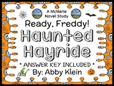 Ready, Freddy! Haunted Hayride (Abby Klein) Novel Study / Comprehension (25 pgs)