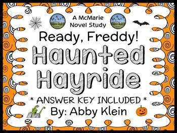 Ready, Freddy! Haunted Hayride (Abby Klein) Novel Study /