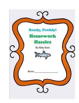 """Ready Freddy """"Homework Hassles"""""""