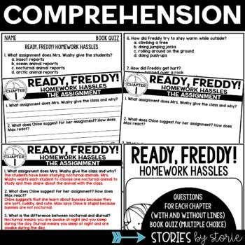 Ready, Freddy! Homework Hassles