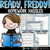 Ready, Freddy! Homework Hassles