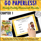 Ready Freddy Homework Hassles Novel SAMPLE Chapter 1