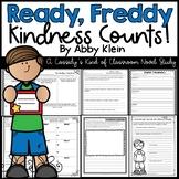 Ready Freddy Kindness Counts Novel Study
