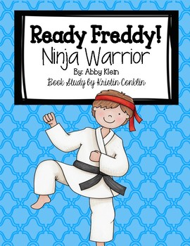 Ready Freddy! Ninja Warrior