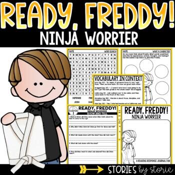 Ready, Freddy! Ninja Worrier