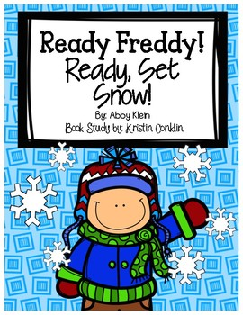 Ready Freddy! Ready, Set, Snow!