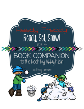 Ready, Freddy! Ready, Set, Snow! Book Companion