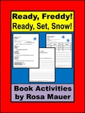 Ready Freddy, Ready Set Snow! Book Unit Differentiated Instruction Suggestions